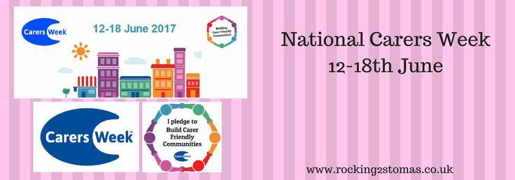 National Carers Week 12-18th June