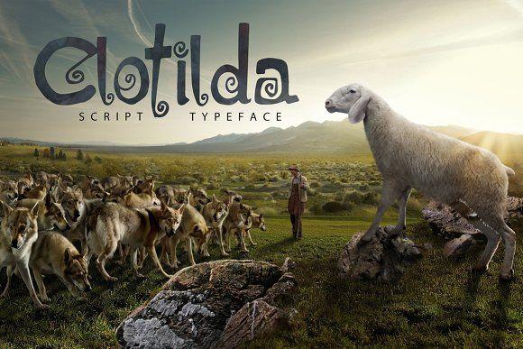 Clotilda Script Typeface Script Typeface Funny Wallpapers Typeface
