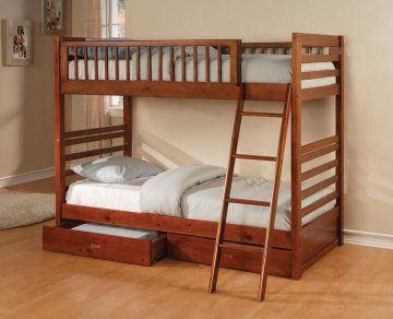 33 best images about i love bunkbeds on pinterest built in bunks girl sleeping and twin bunk beds - Double deck bed designs for small spaces pict ...
