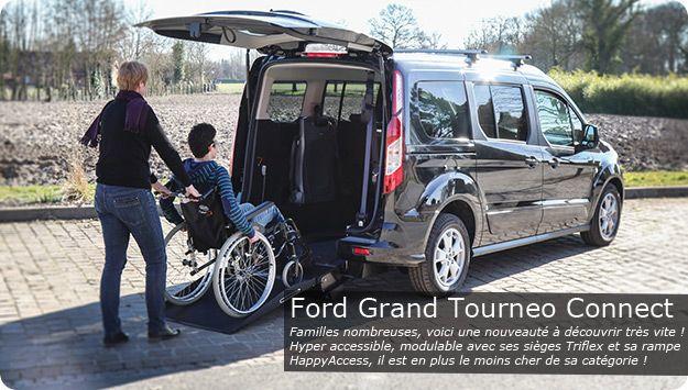 Accessible rental vans in Europe