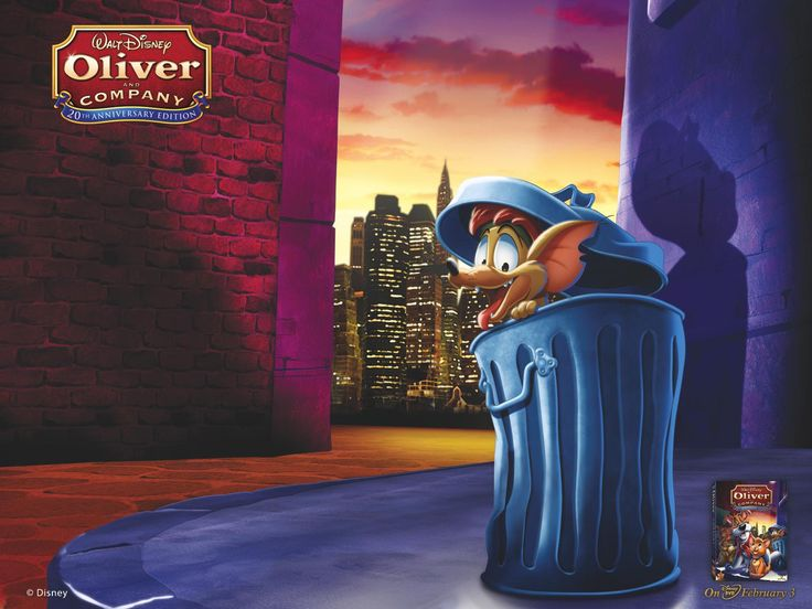 17 Best images about Disney's: Oliver and Company on ...