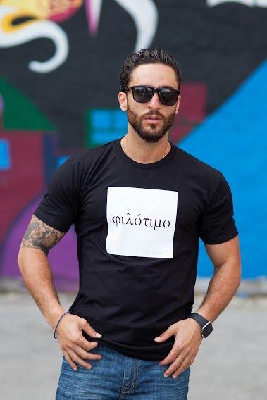 """Greek Freak Nation """"A Greek is not a Greek without it"""" Filotimo"""