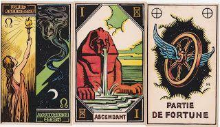 59- TAROT ASTROLOGICO EGIPCIO - Curso de Tarot
