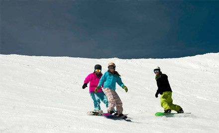 Get the perfect introduction to skiing or snowboarding at Mt Ruapehu. Grab a beginners' ski package from Mt Ruapehu for only $65 for youths or $85 for adults.  Valid every day of the week! Hit the slopes with a beginners' area lift pass, full-day hire of quality ski or board equipment, a Discover group lesson, and a sightseeing chairlift ride to the upper slopes of the ski areas.