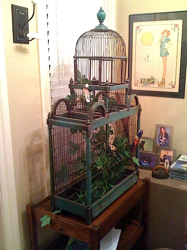 84 Best Images About Bird Cages Upcycled Recycled On