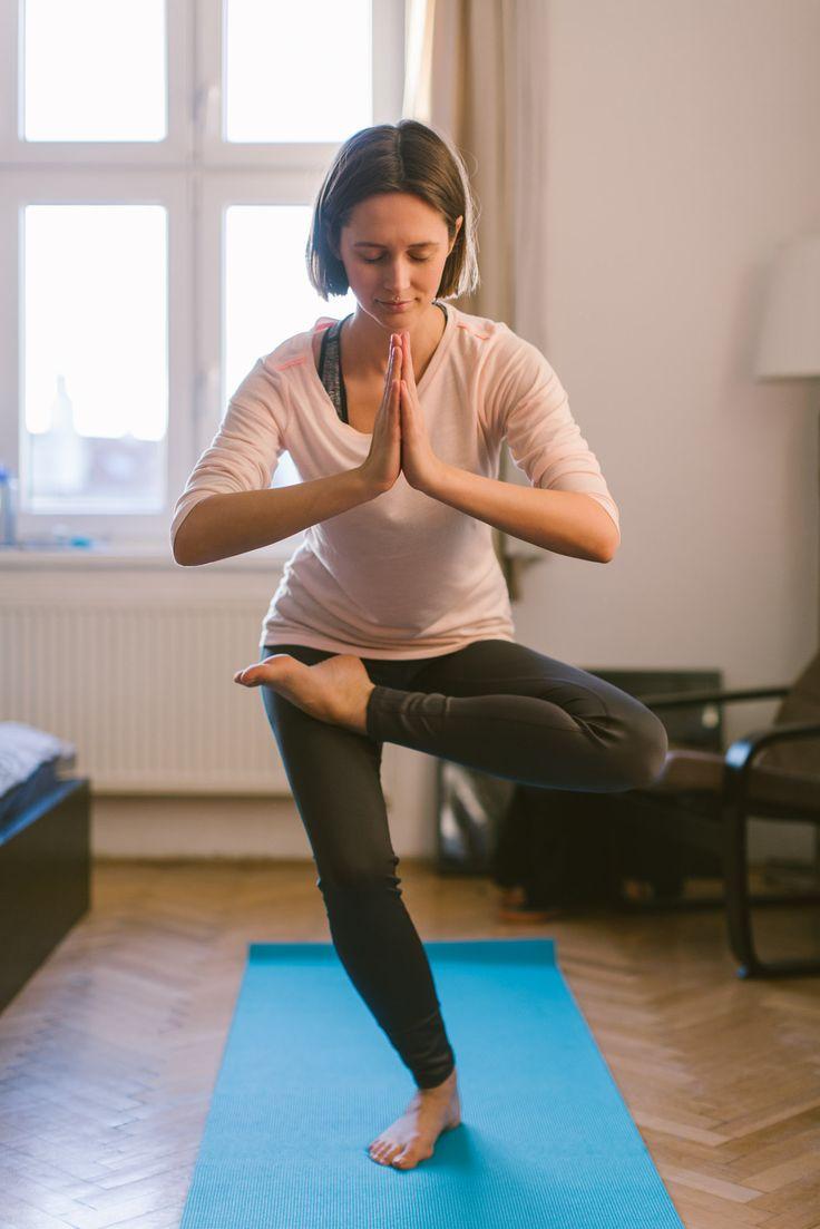 Začínáme s jógou