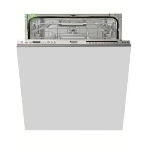 HOTPOINT ARISTON - Lave-vaisselle Tout int&eacute grable - 11 programmes dont 2 Auto (Normal / Intensif) et Bonne Nuit 40 dB…Voir la présentation