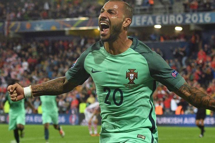 EM 2016, Achtelfinale: Portugal besiegt Kroatien - Ricardo Quaresma trifft in der Verlängerung