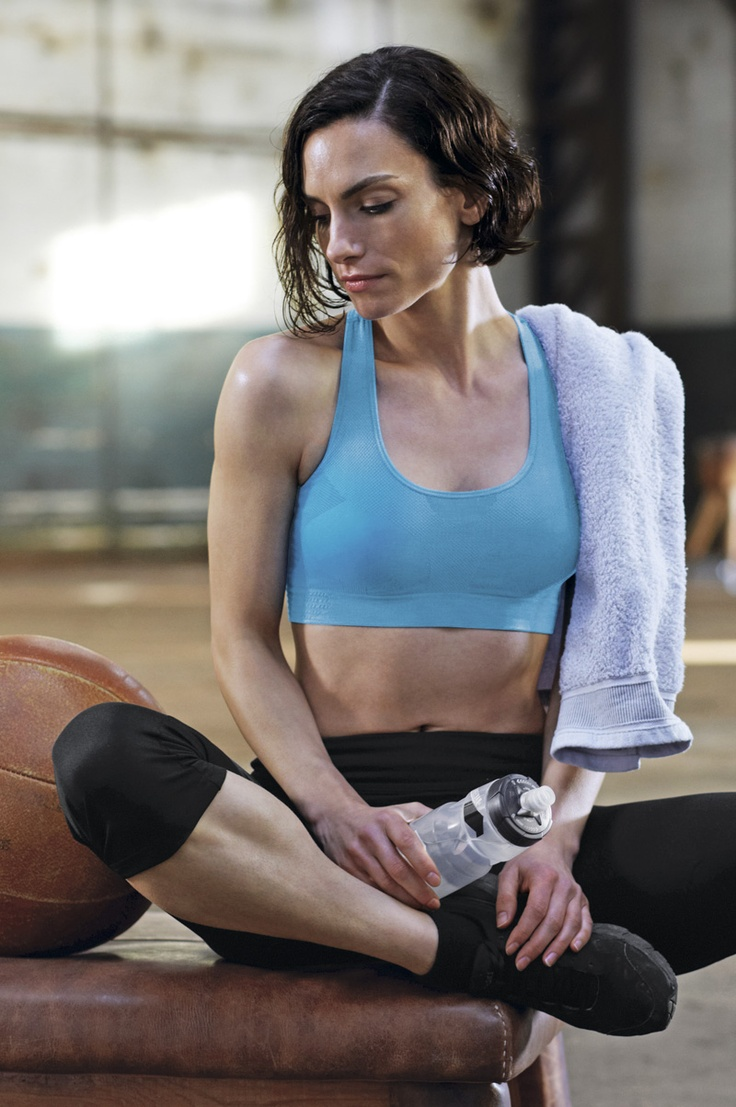Wybierz strój, który na treningu czuje się tak dobrze jak Ty - by sport i fitness sprawiały jeszcze większą frajdę. Biustonosze sportowe, dostępne w sklepach Lidl.