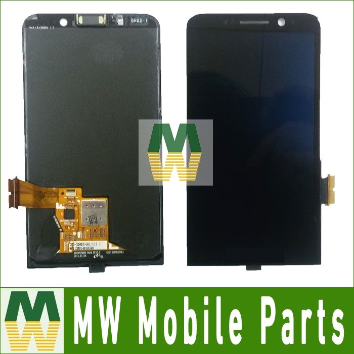 (52.86$)  Watch here  - 1PC /Lot For BlackBerry BB Z30 Z 30 LCD Display + Touch Screen Digitizer Assembly Black White color
