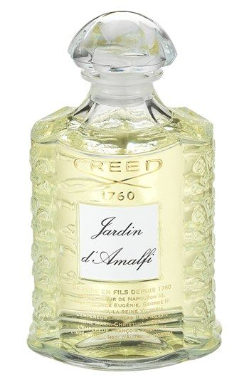 Be My Valentine--A Luxury Gift For Her...For My Love| Serafini Amelia|  Creed 'Royal Exclusives - Jardin d'Amalfi' Fragrance (8.4 oz.) available at #Nordstrom