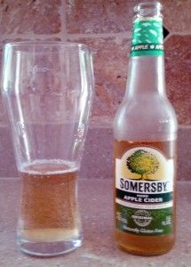 The folks promoting the new Somersby Hard Apple Cider invited me to sample some. In September 2012, Madison became the first of three U.S. markets to sell this import, which is available in 32 countries. See more at: http://www.eatdrinkmadison.com/blog/?p=917