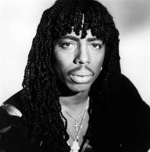 "Ten Reasons Why Rick James Was ""The King of Punk Funk"": 1983 - 'Cold Blooded'…"