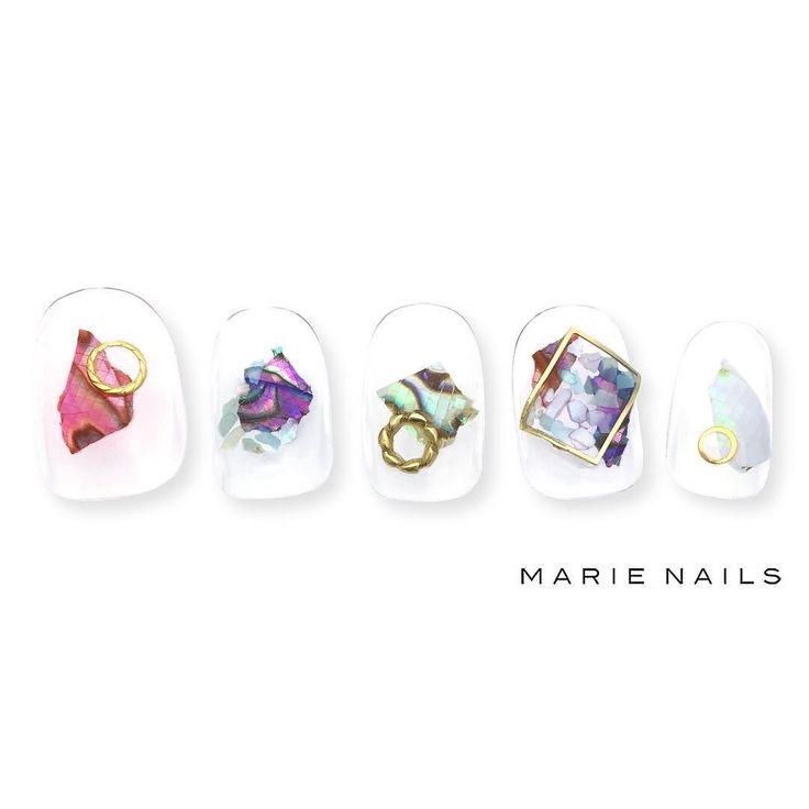 #マリーネイルズ #marienails #ネイルデザイン #かわいい #ネイル #kawaii #kyoto #ジェルネイル#trend #nail #toocute #pretty #nails #ファッション #naildesign #ネイルサロン #beautiful #nailart #tokyo #fashion #ootd #nailist #ネイリスト #ショートネイル #gelnails #instanails #newnail #summernails #夏ネイル #デザイン