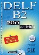 DELF B2 (with CD) - CLE