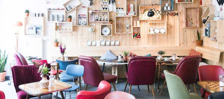 #waffles #cafe #berlin Visit one of our super cozy Kauf Dich Glücklich Cafes in Berlin | KAUF DICH GLÜCKLICH