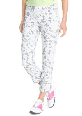 IZOD Golf  Floral Pants