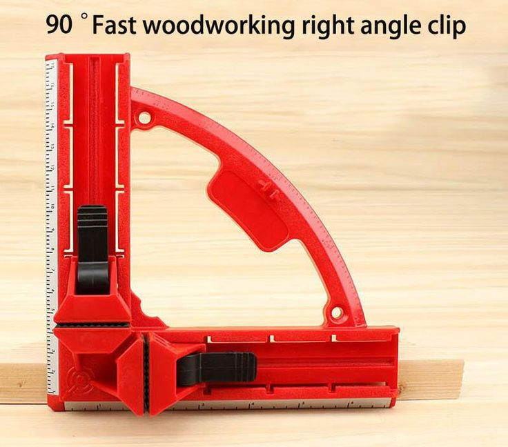 [Visit to Buy] 90 degree quick carpenter right angle clamp glass fish tank clip drawer frame quick clip #Advertisement