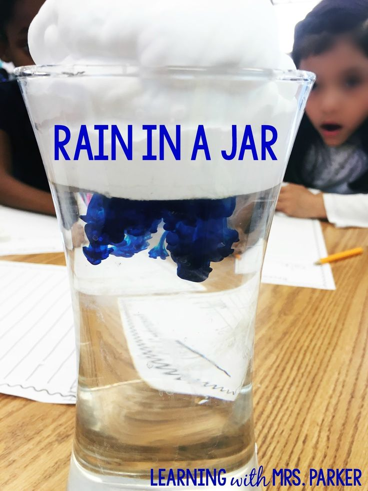 Simple science weather experiments that yield high student engagement.