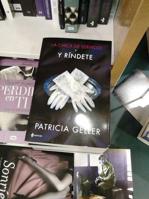 """Patricia Geller y su éxito """"La chica del servicio"""""""