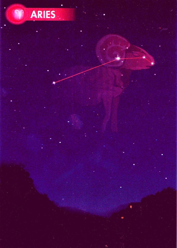 aries constellation within nebula - photo #24