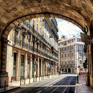 Rua de São Paulo, Cais do Sodré, Lisboa