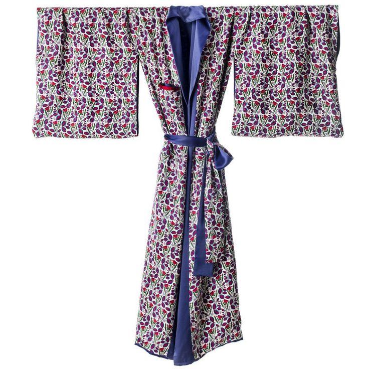 Han Feng Grünfink Kimono