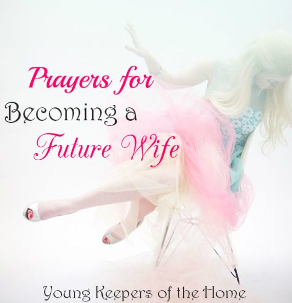 14 Day Praer Journey-Prayers for Becoming a Future Wife