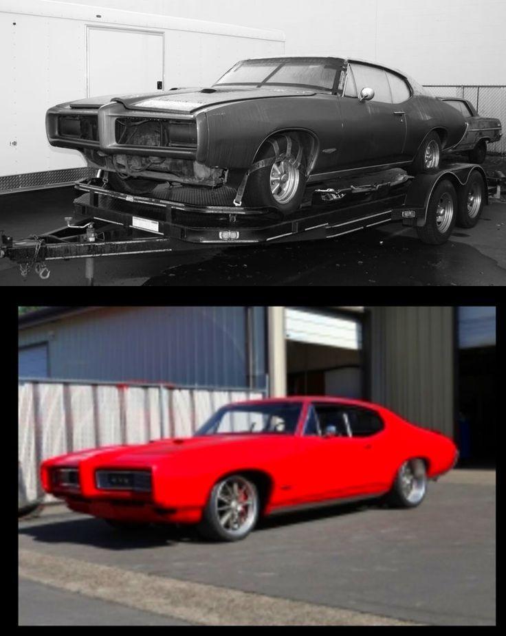 10 best Car Restoration images on Pinterest | Car restoration ...