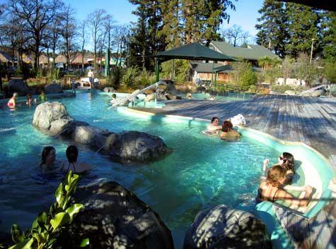 Hanmer Springs hot pools, North Canterbury, New Zealand. http://www.teara.govt.nz/files/p10170pc.jpg