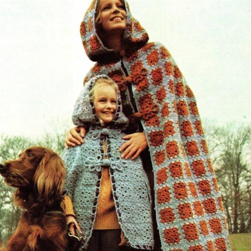 Vintage crochet pattern