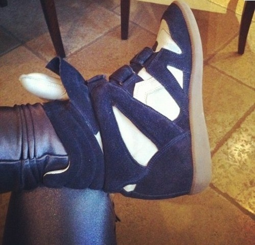 1000  images about Cheap but Nice Isabel Marant Sneakers on ...