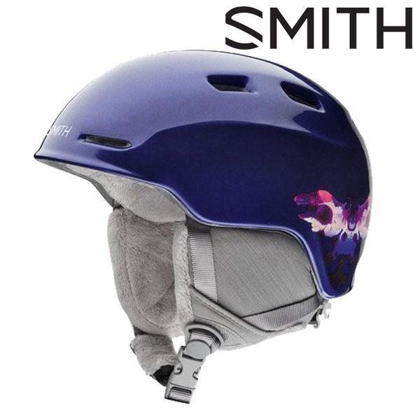 Casca schi Smith Smith Zoom JR Ultraviolet pentru copii ofera protectie la impact si comfort cresctu datorita interiorului moale.