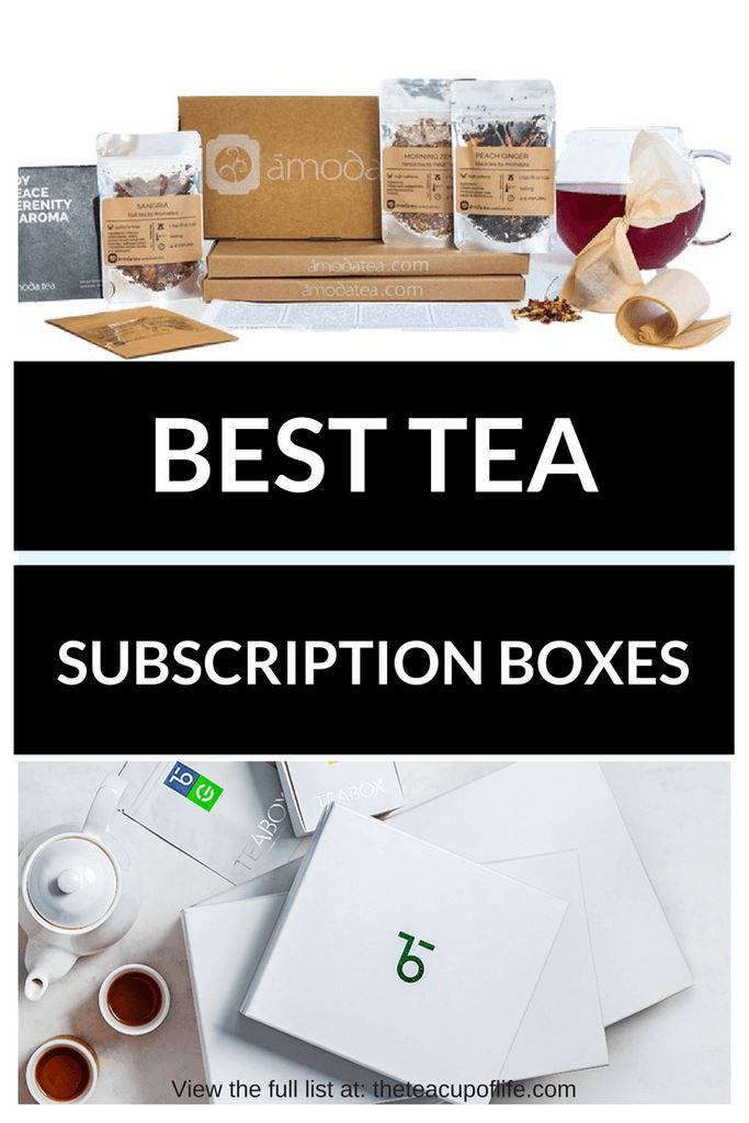 With so many tea subscription boxes out there, how do you know which is the best one for the cost? Check out some of my favourite ones that I have tried and recommend!