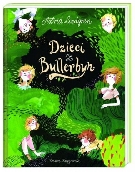 Dzieci z Bullerbyn Astrid Lindgren (EAN: 9788310129659)