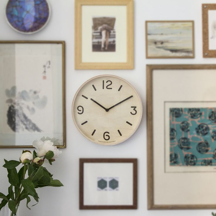 "Horloge murale ""thomson"""