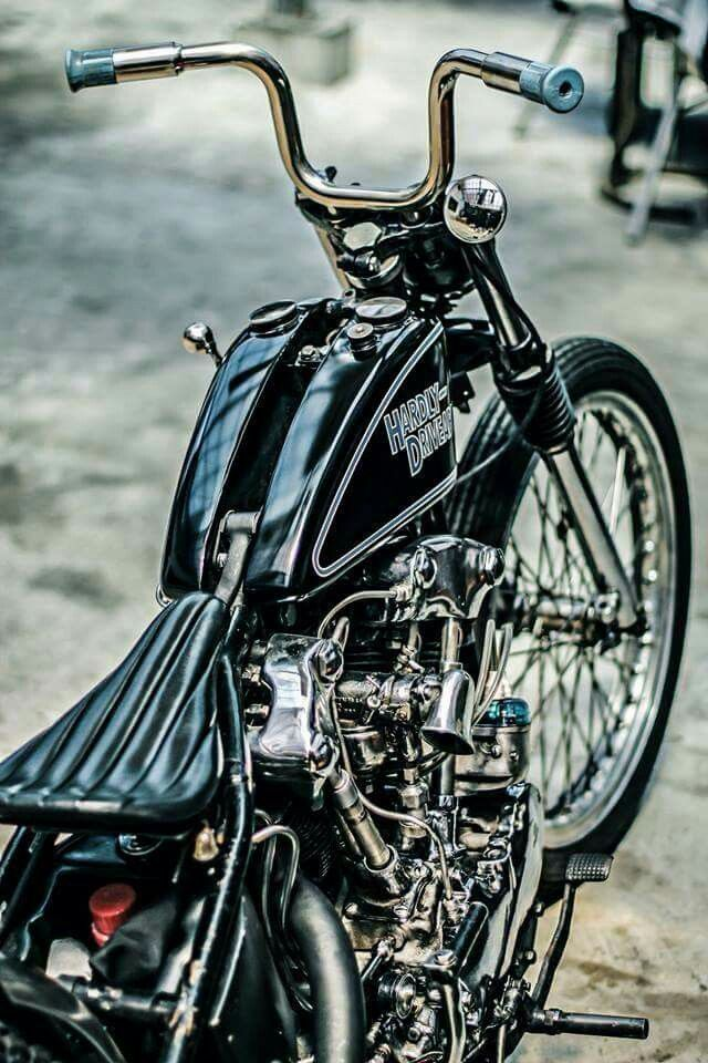 72 Best Vintage Choppers Images On Pinterest Custom