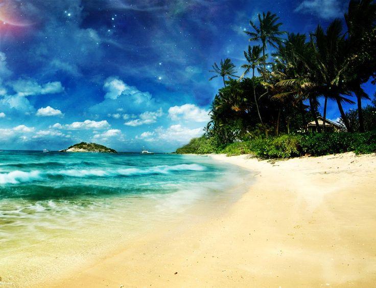 Disfruta de Playas de arena dorada en Costa Rica !