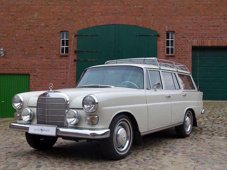 Mercedes-Benz 200 D Universal