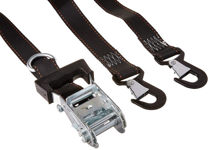 Keeper 05723 1 12 by 8 heavyduty motorcycle and atv tie