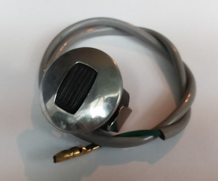Lambretta - Series 3 Kill Switch / Cut Out Button