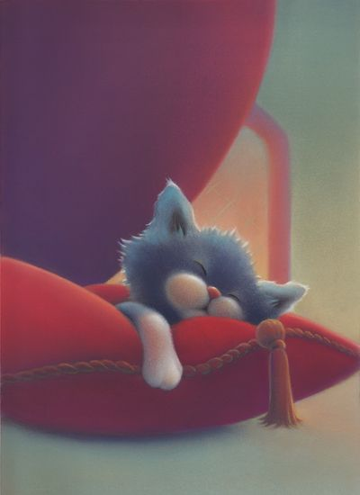Sleeping Bootsie (Step into Reading) Paperback by Maribeth Boelts (Author), Patricia Cantor (Illustrator) Paperback: http://amzn.com/0375866787