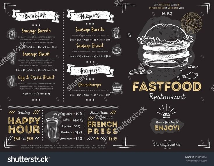 14 best images about capitão larica on Pinterest Restaurants - bar menu template
