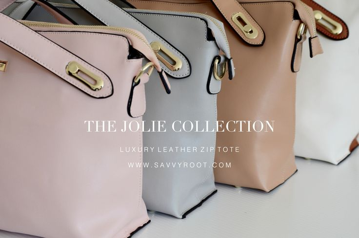 Genuine Leather Totes, Designed in the SOUTH, Made in the USA.