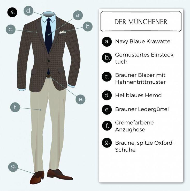 Der Münchener – Adrette Eleganz für jedes Wetter