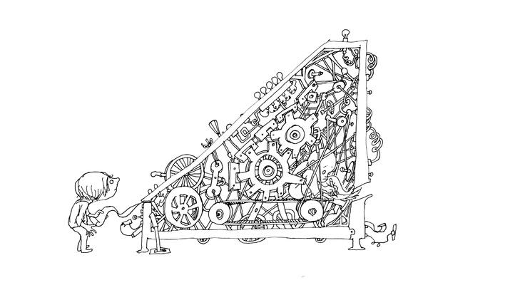 shel silverstein this research machine