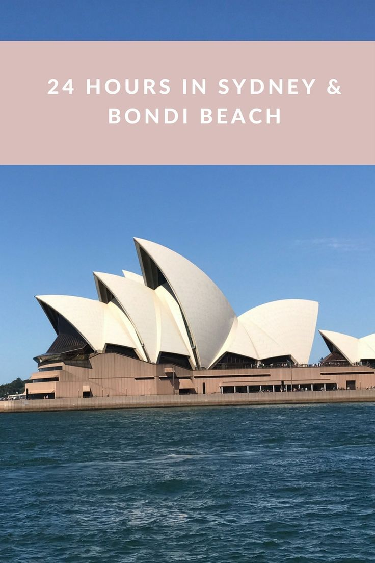 24 Stunden Sightseeing in Sydney inkl. Bondi Beach & Hop on hop off Tour Big Bus. Oper, Harbour Bridge, Darling habour and many more. Travel in Australia.