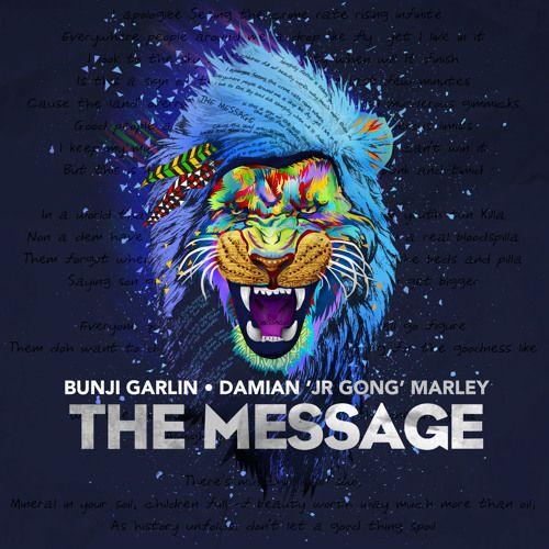 Bunji Garlin feat. Damian Marley - The Message  #BunjiGarlin #BunjiGarlin #DamianMarley #DamianMarley #JrGong #Soca #TheMessage #TheViking