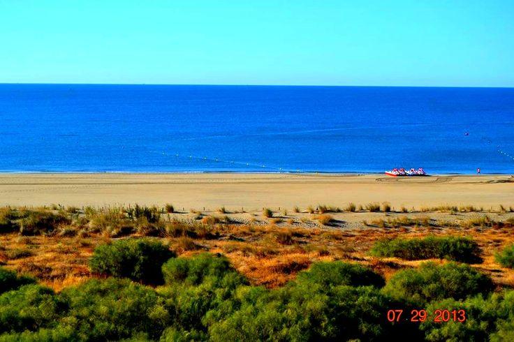 Playa y dunas de Isla Canela