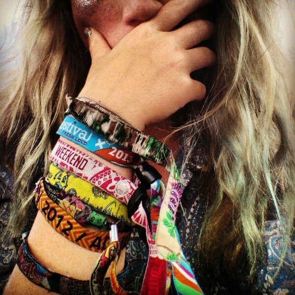 My festival bands are taking over